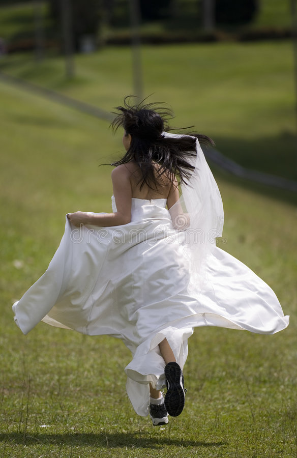 Free Runaway Bride 3 Stock Photos - 227943