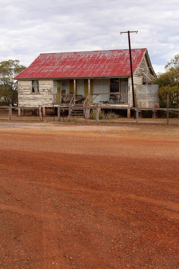 Rundown cottage. royalty free stock photos