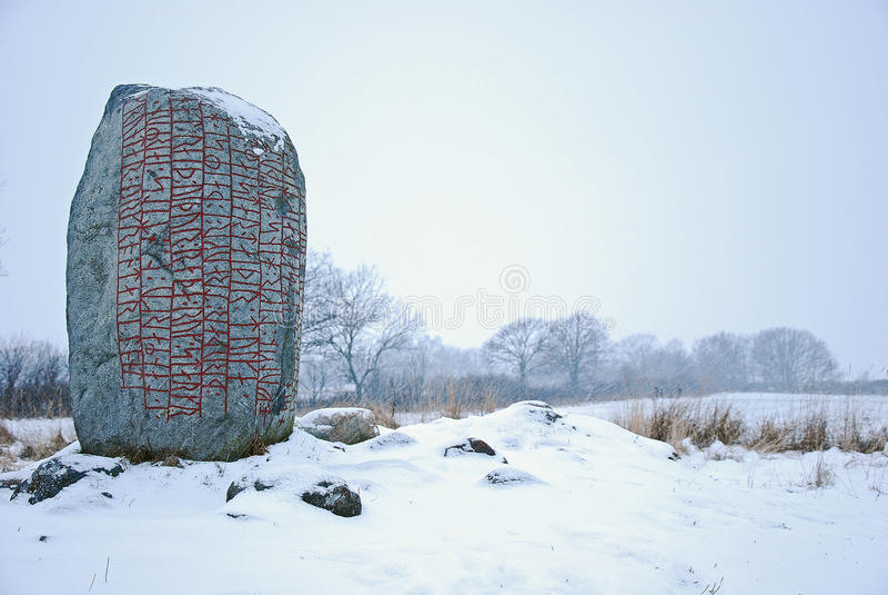 Rune-pierre image stock