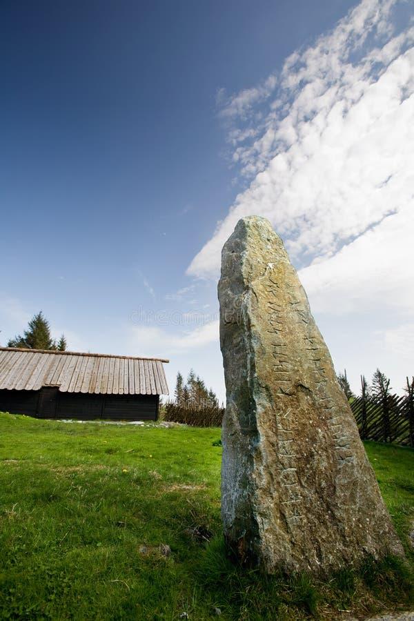 runes viking стоковое фото