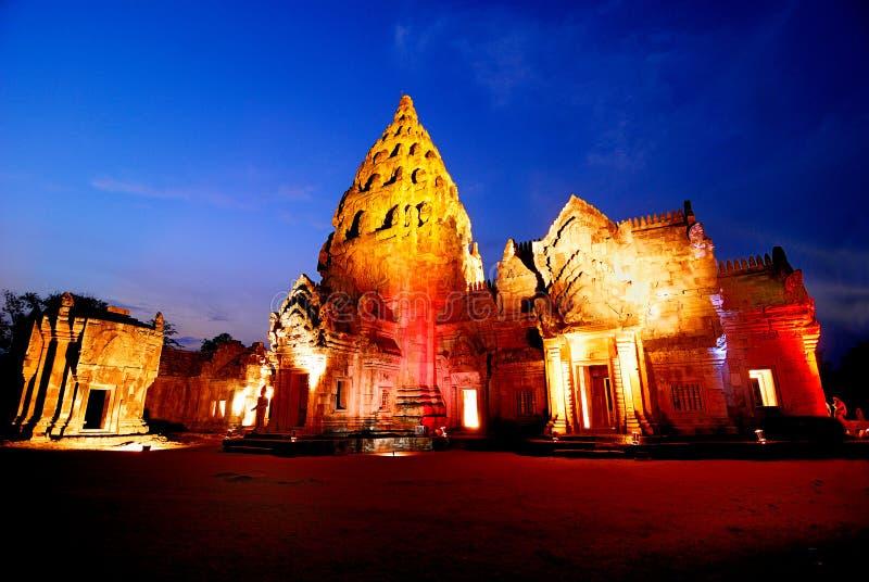 rung phanom pagoda стоковые изображения rf