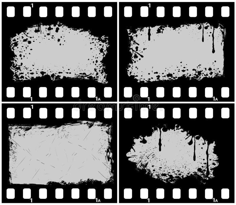 Runge Filmstrip Stock Photography