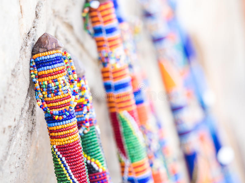 Rungu de Maasai imagens de stock royalty free