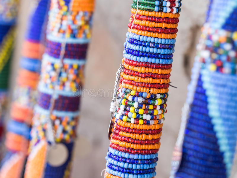 Rungu de Maasai foto de stock royalty free
