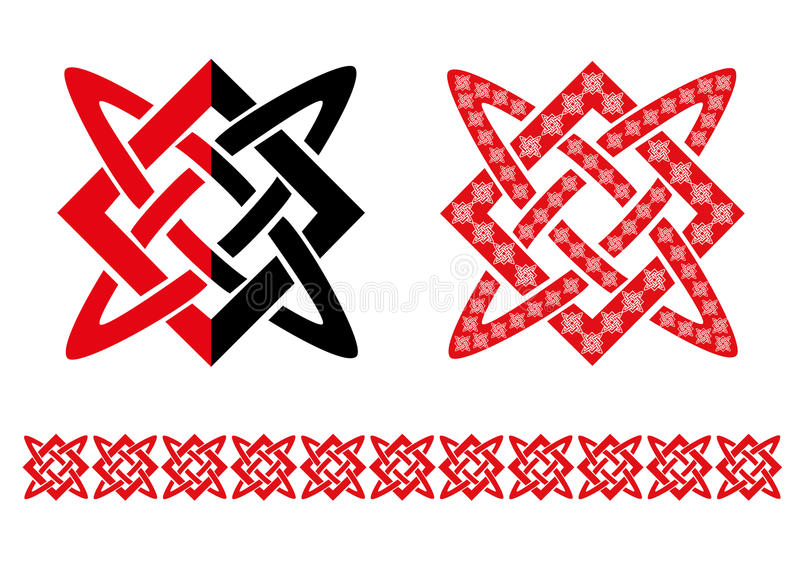 Download Runic Star stock vector. Image of illustration, paganism - 34697197