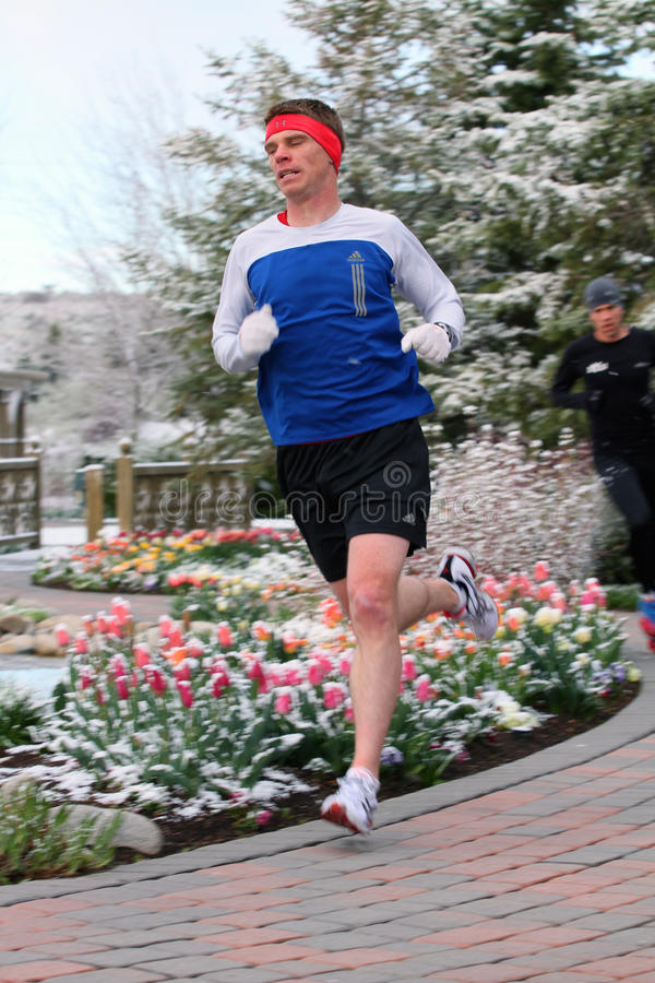 Download Runner editorial image. Image of outside, endurance, male - 19733080