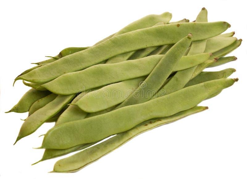 Runner beans stock photos