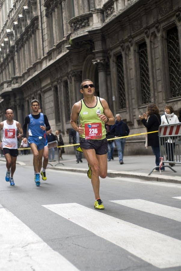 Download Runner editorial photo. Image of marathon, bike, della - 31369671