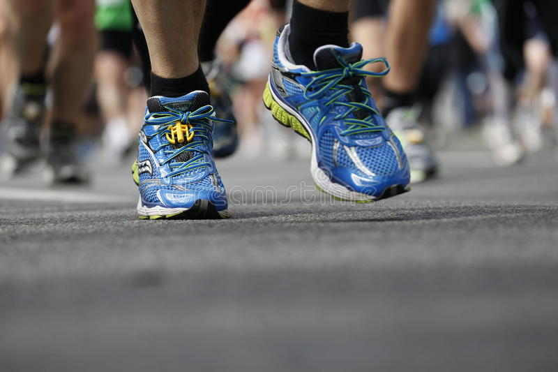 Download Runner in runners shoes stock image. Image of sport, racing - 21339693
