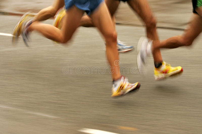 Download Runners legs stock image. Image of action, lifestyle, footwear - 9817627