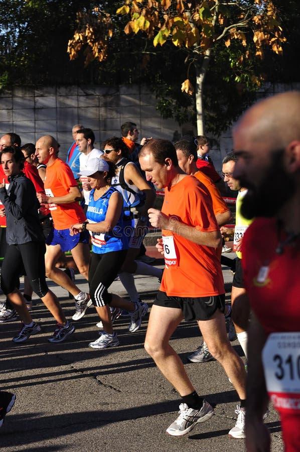 Download Runners On Start Of The Half Marathon Editorial Photo - Image: 22268281