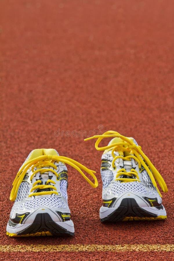 Runners Tartan Vertical Royalty Free Stock Photo