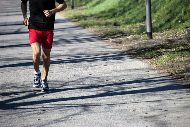 Download Running stock photo. Image of outside, practice, jogging - 13626004