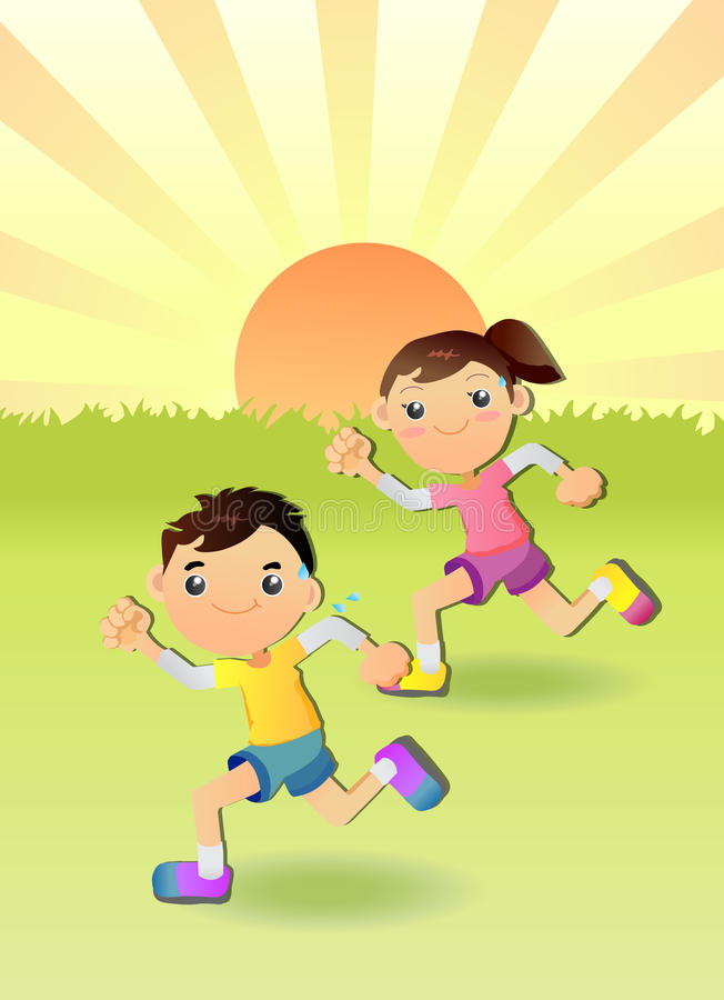 Download Running Stock Image - Image: 13812431
