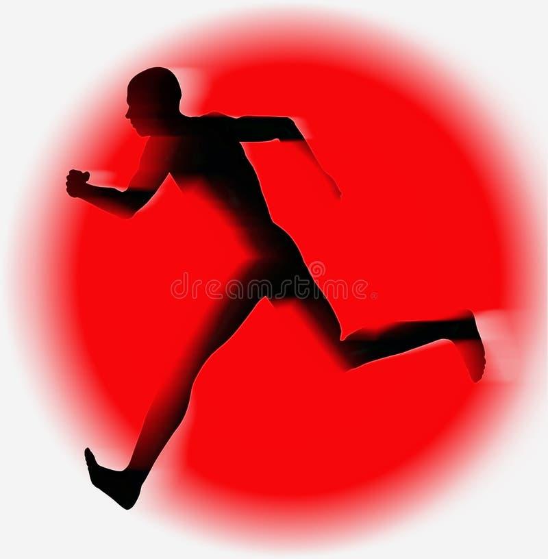 Download Running stock illustration. Image of activity, running - 652071