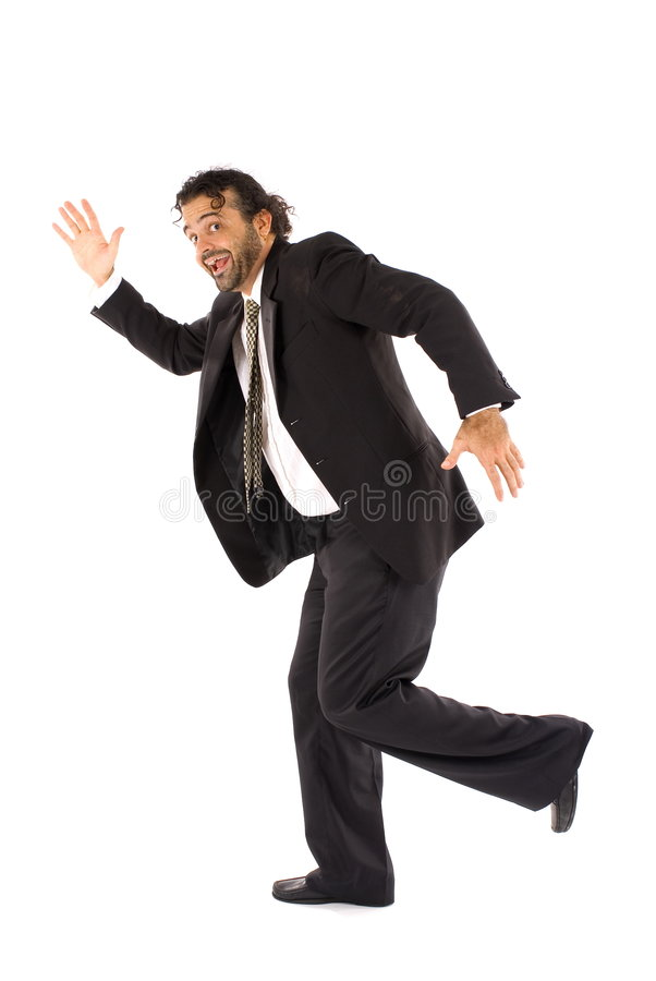 Download Running stock image. Image of corporate, formal, executive - 7644039