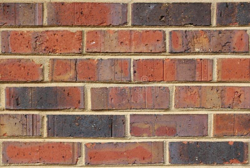 Running Bond Brick Texture Royalty Free Stock Photography