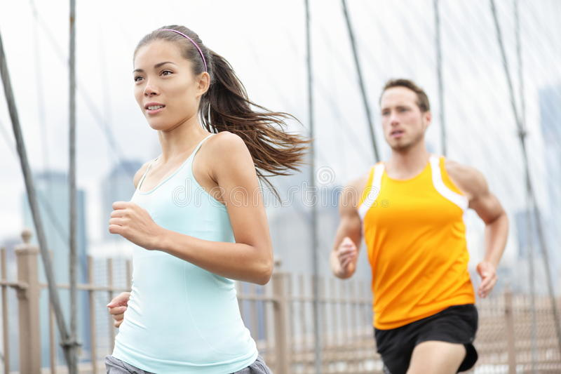 Download Running couple stock photo. Image of chinese, lifestyle - 26406350