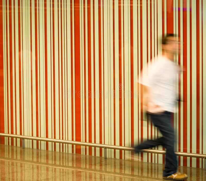 Running Late stock images