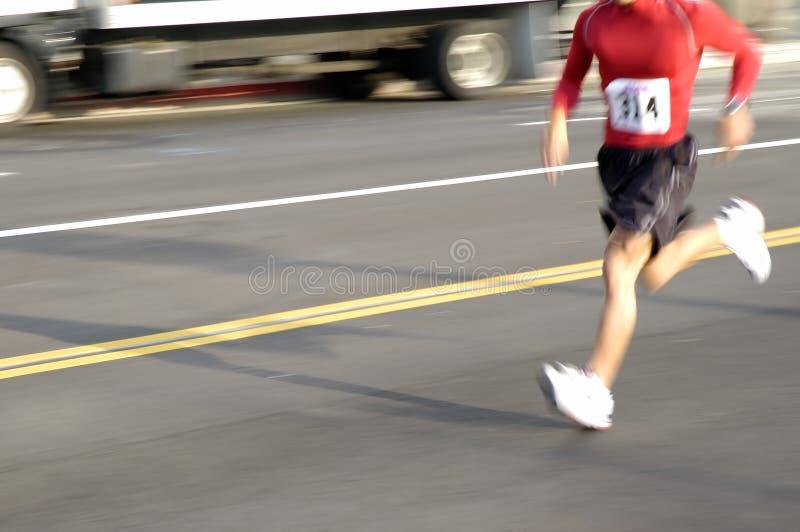 Running man royalty free stock images