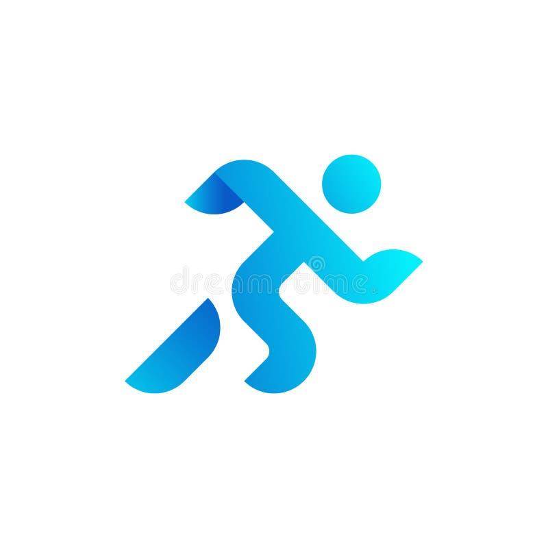 Free Running Man, Athletics, Marathon, Summer Sport, Run Icon Isolated On White Background. Minimal Cover Design. Creative Stock Photography - 158850742