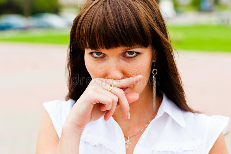 Download Running nose stock image. Image of dull, fatigue, caucasian - 25897205