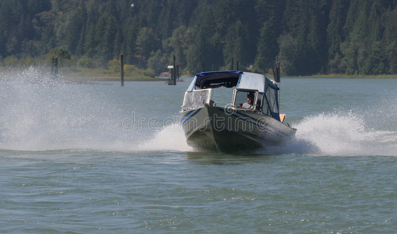 Download Running the River stock photo. Image of aluminium, water - 506914