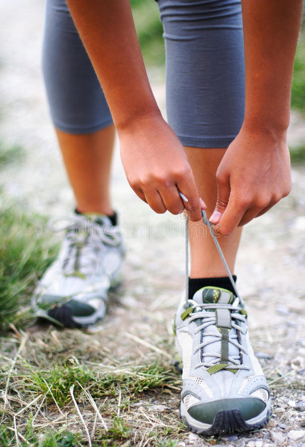 Free Running Shoes Stock Photo - 10741950