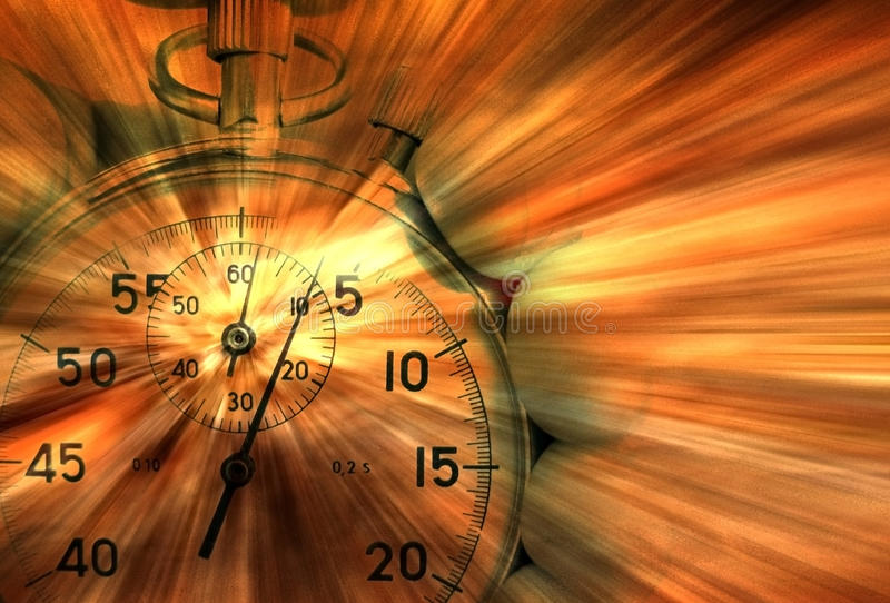 Running time abstract background stock images