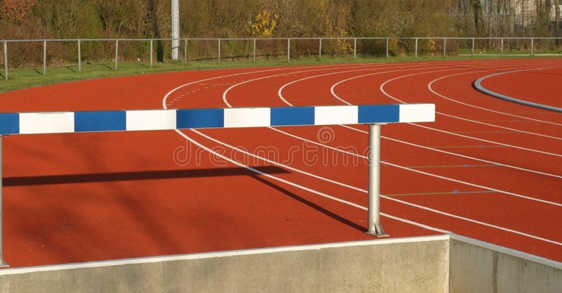Download Running Track Stock Photo - Image: 21200