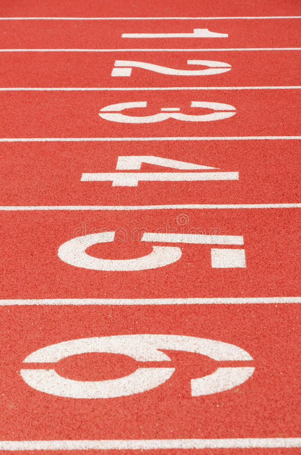Download Running track stock image. Image of grass, athletics - 21601041