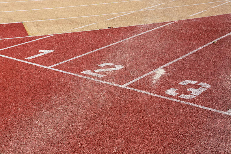 Download Running track stock photo. Image of competition, beginnings - 23078886