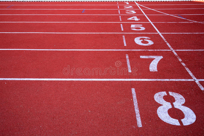 Download Running track stock photo. Image of lane, sport, color - 28415926