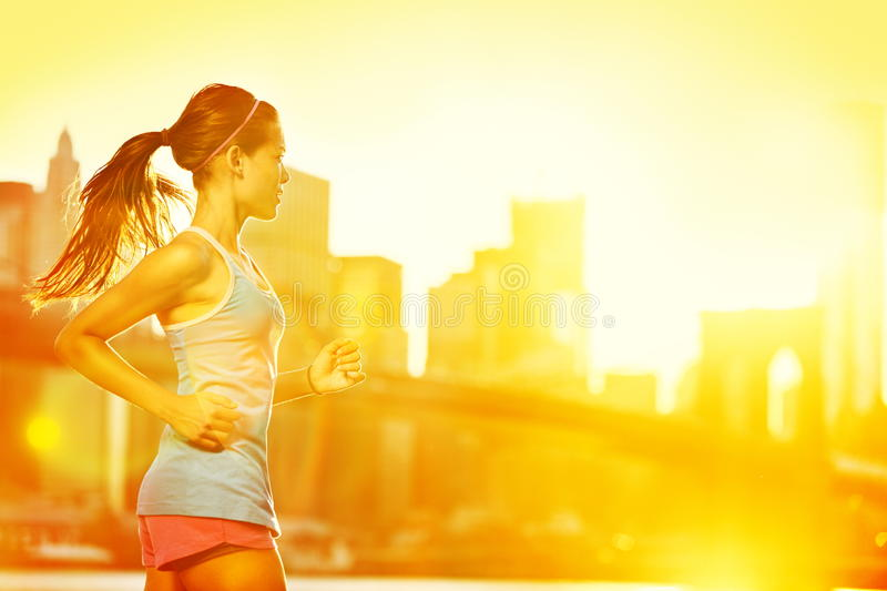 Download Running Woman Stock Images - Image: 26517994
