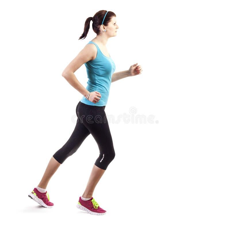 Download Running Woman Stock Photo - Image: 39716287