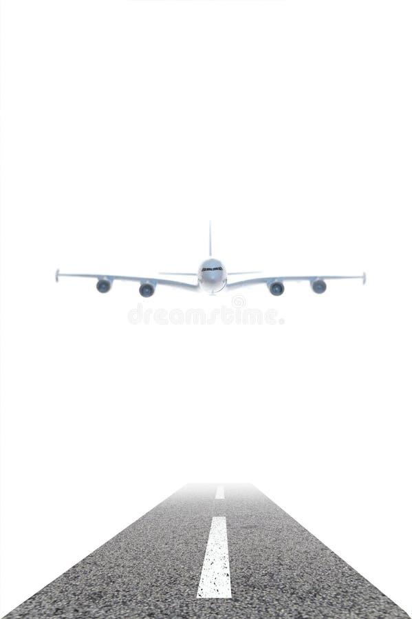 runway ilustracji