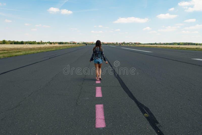 runway zdjęcia stock