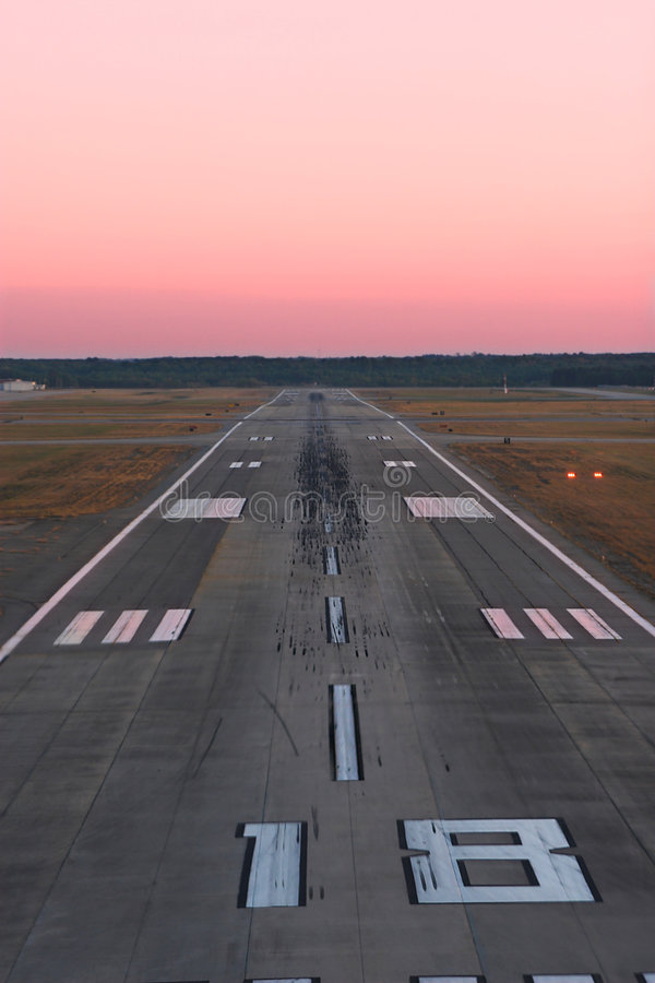Download Runway from the air stock image. Image of skidmark, runway - 2299967