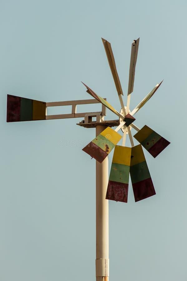 Ruota di vento immagini stock libere da diritti