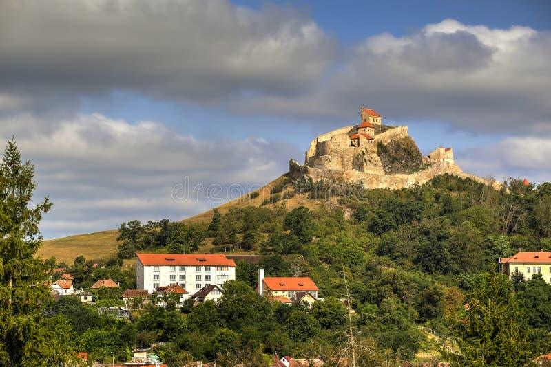 Rupea fortress, Romania royalty free stock image
