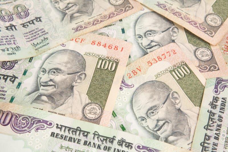 rupees royaltyfri bild
