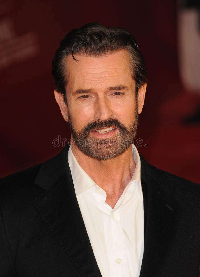 Rupert Everett. At the premiere of Hysteria during the 6th International Rome Film Festival. October 28, 2011, Rome, Italy Picture: Catchlight Media / royalty free stock photos