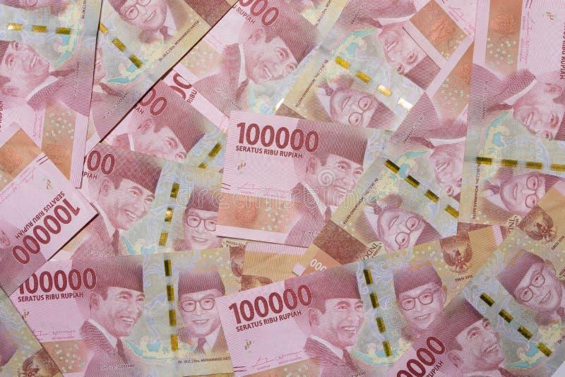 Rupia indonesio 1 imagen de archivo