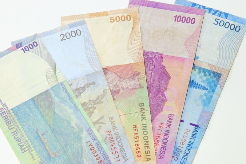 Rupiah Small Notes Royalty Free Stock Photo