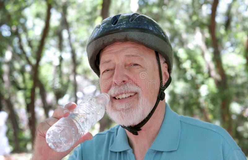Rupture de l'eau photos stock