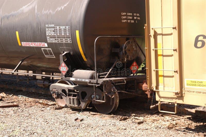 Rupture de train images stock