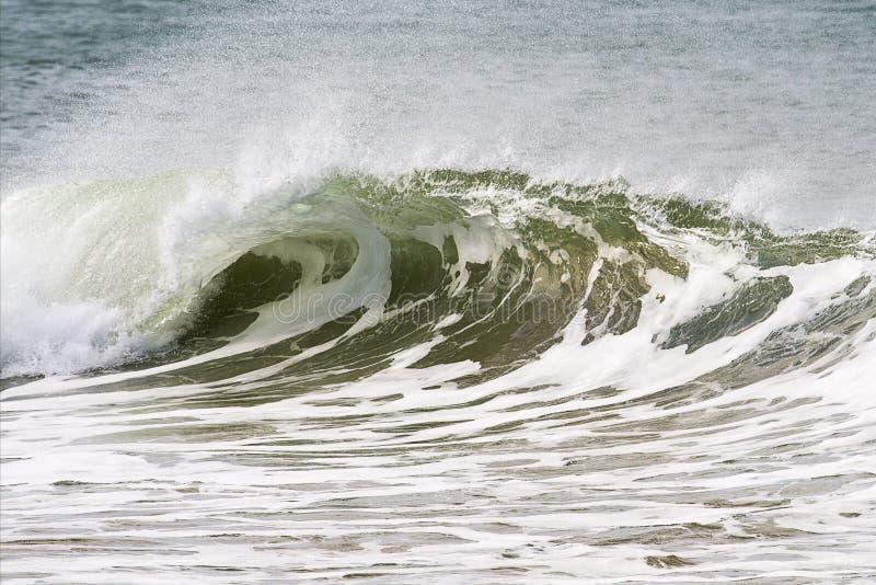 Rupture de vague photos stock