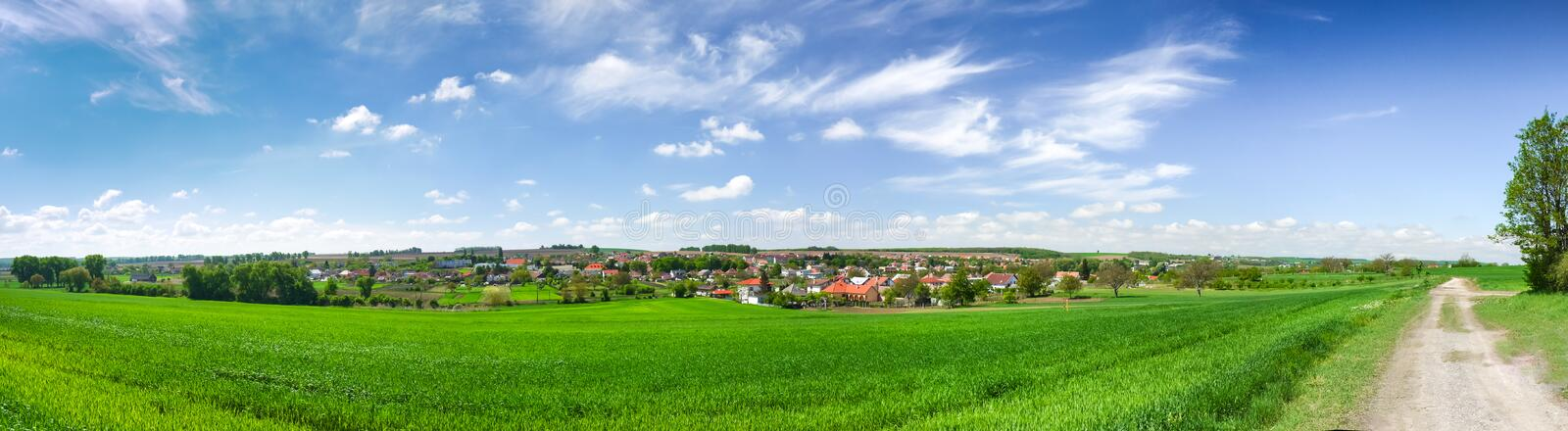 Download Rural beauty stock image. Image of country, garden, land - 31333405