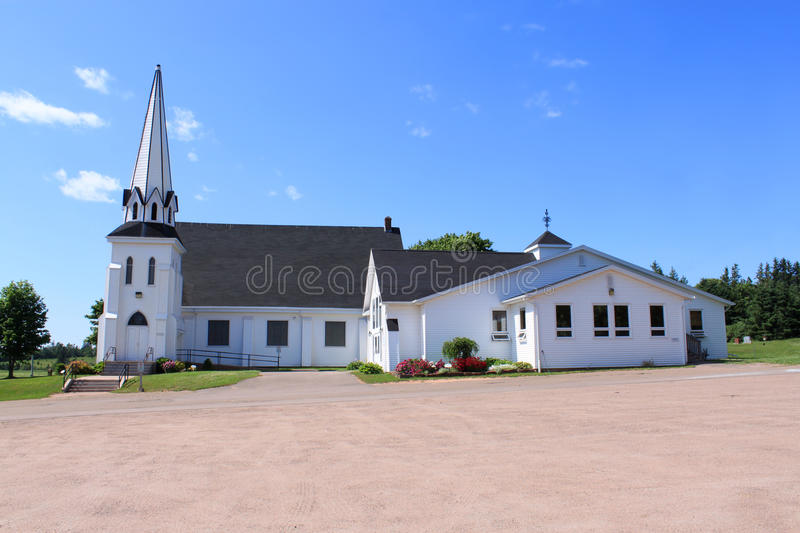 Download Rural church stock photo. Image of spire, tranquil, summer - 25778578
