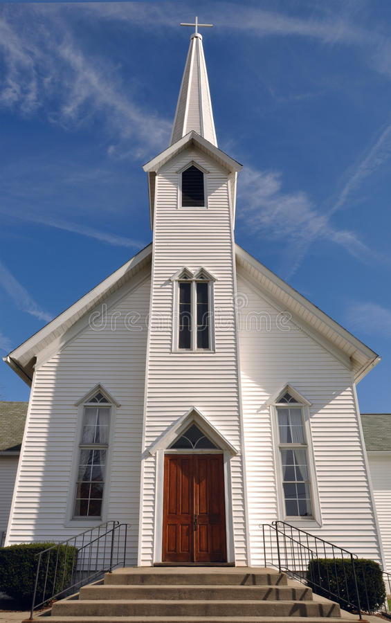 Free Rural Church, Ohio, USA Stock Photo - 72993830